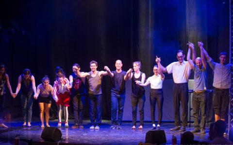 מתוך המופע ״רנדומאניה״